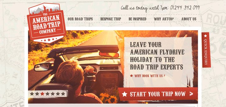 The American Road Trip Company