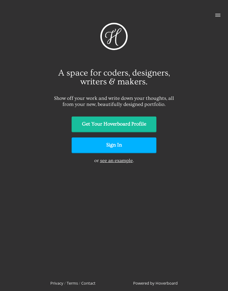Beautiful portfolios for designers & coders  Web Design