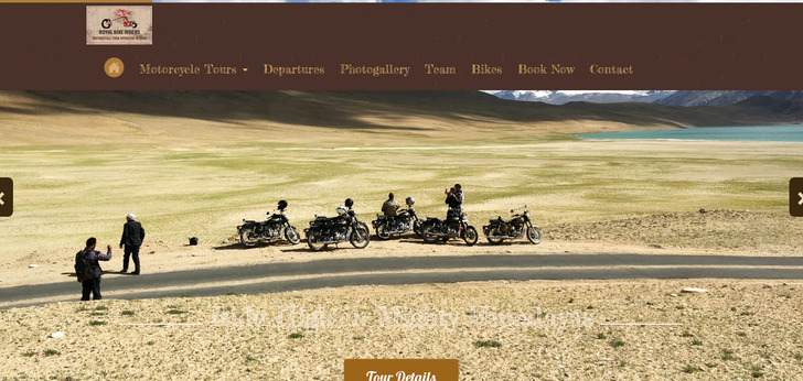 Motorcycle Trip, Motorbike holidays, Mountain bike trips, Bike Tour India, Motor