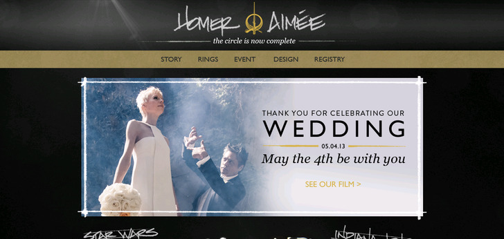 Homer & Aimée Are Getting Married