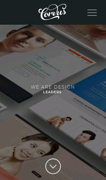 Corvus Design Studio  Web Design
