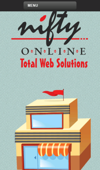 Nifty Online  Web Design