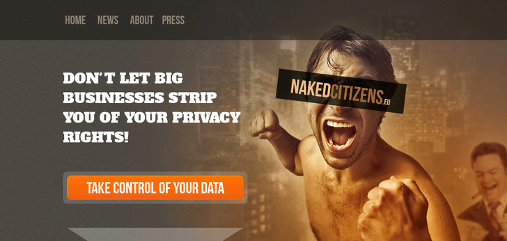 Naked citizens