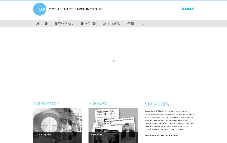 Cari Cimb Asean Website Has A Great Web Design Best Web Designs