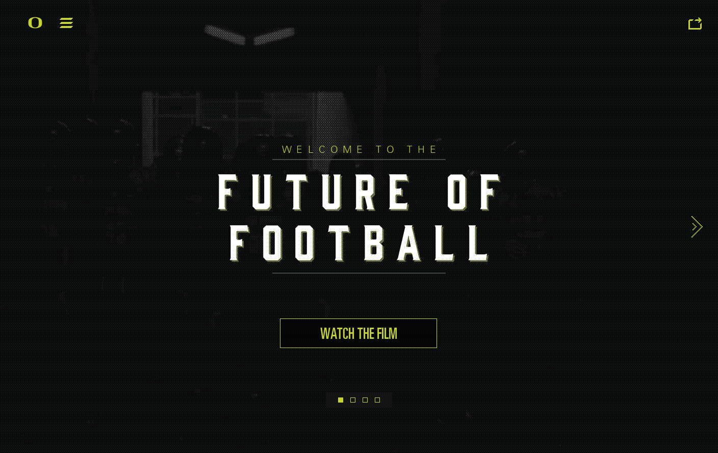 Welcome to the Future of Football
