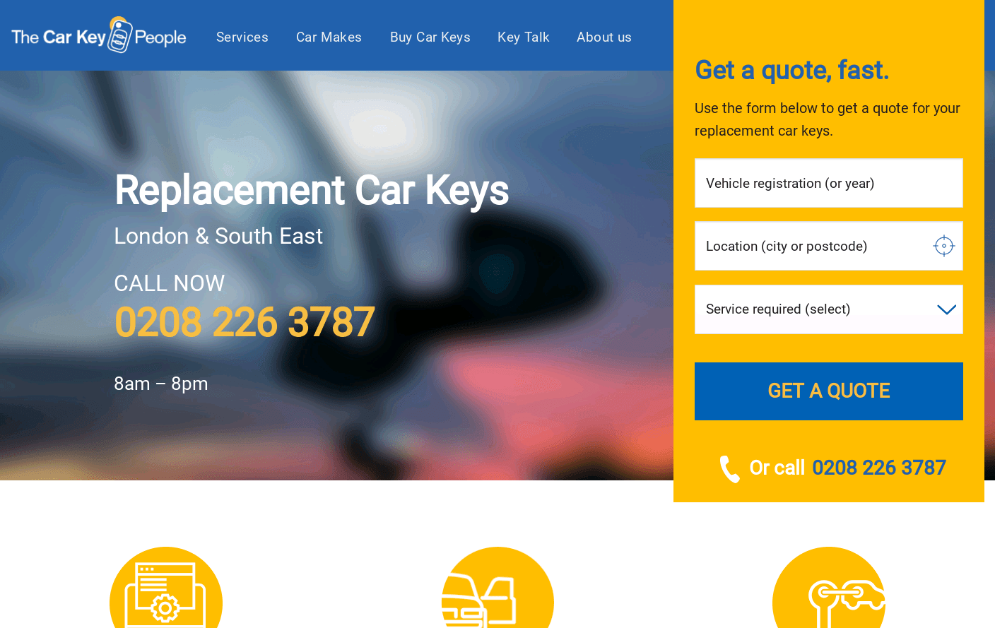 The Car Key People