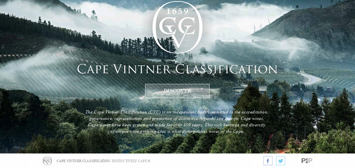 Cape Vintner Classification