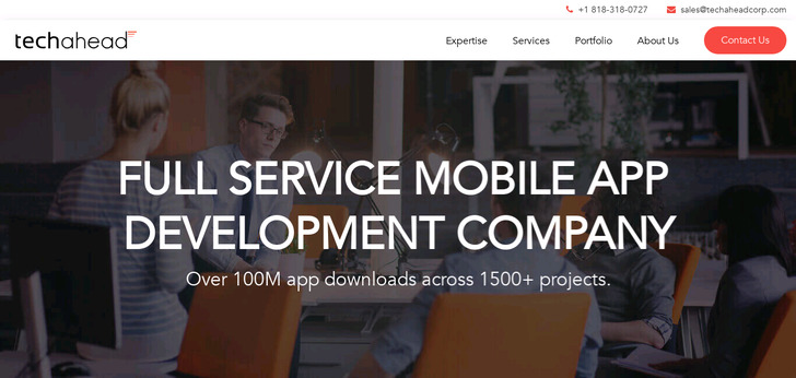 Mobile, Web and Cloud | iPhone App Development Company | Android Application Dev