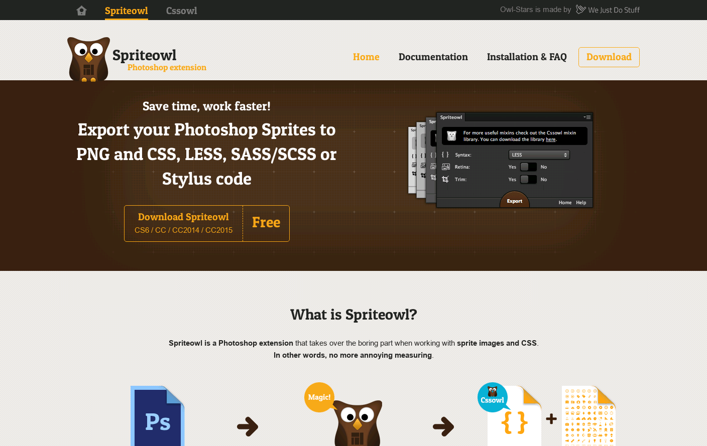 Home | Spriteowl