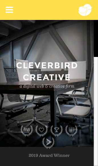 Cleverbird Creative  Web Design