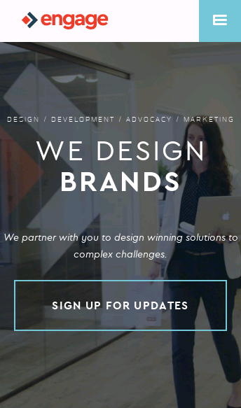 Engage  Web Design