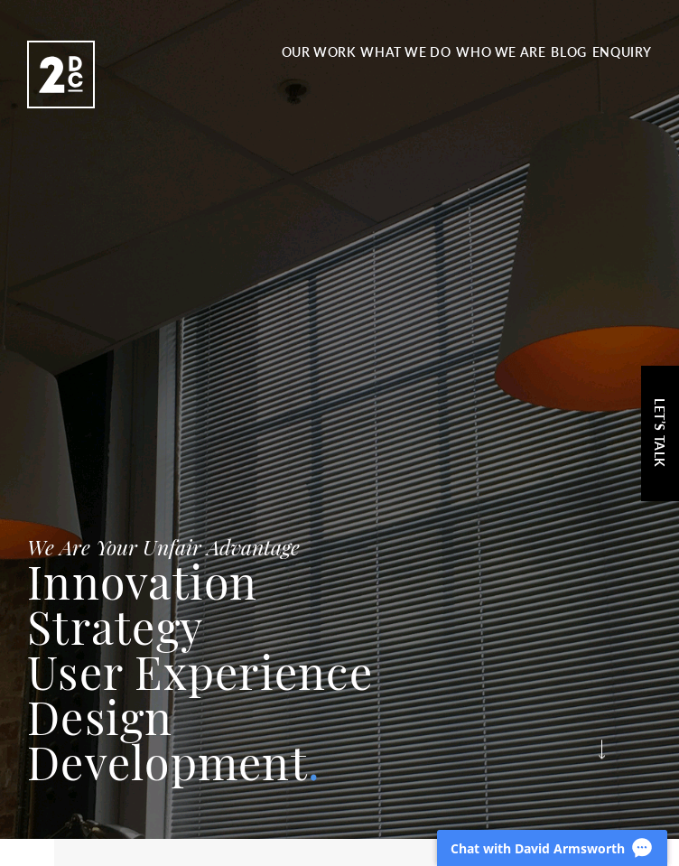2Dam Creative  Web Design