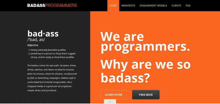Badass Programmers – Leading Mobile, Web, and Digital Services