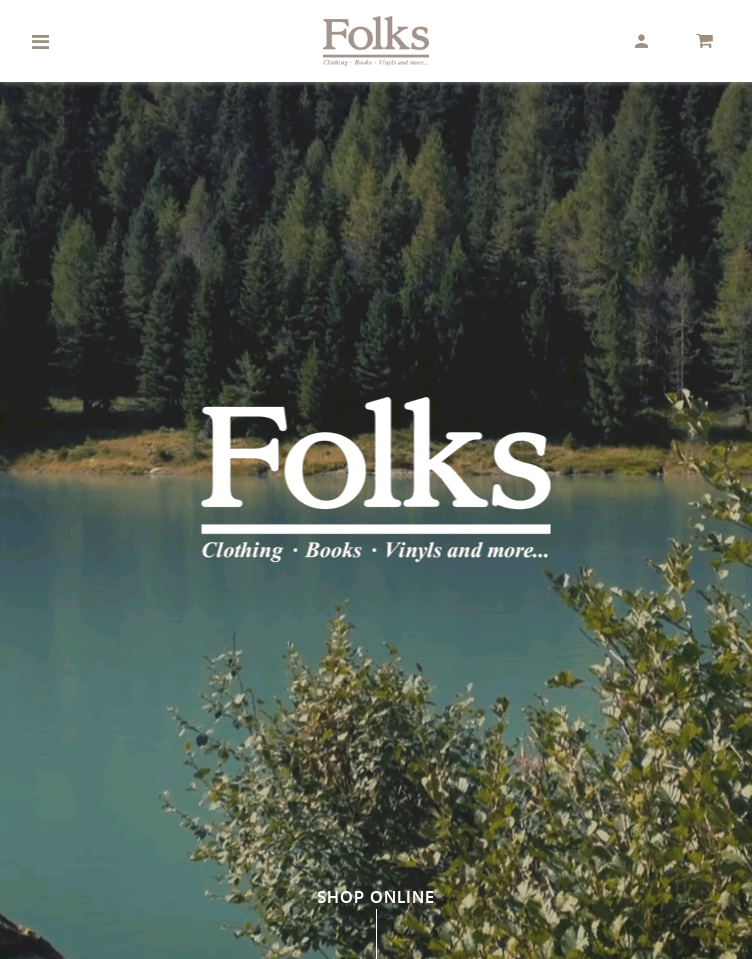 Folks Verona  Web Design