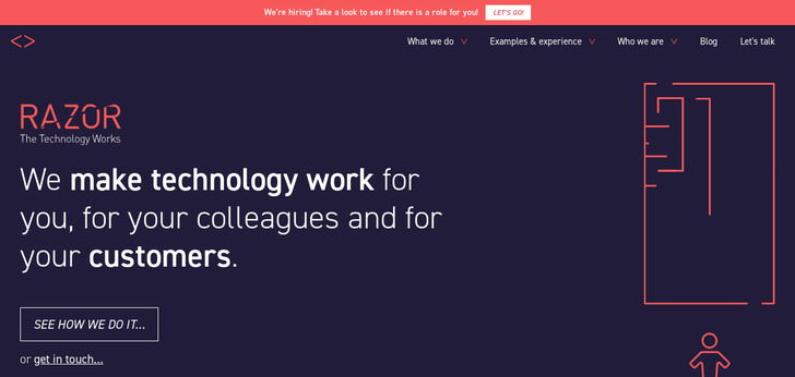 best web designs of the day 19 october 2014