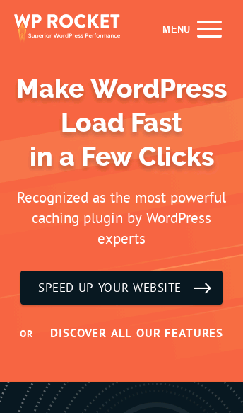 WP Rocket  Web Design