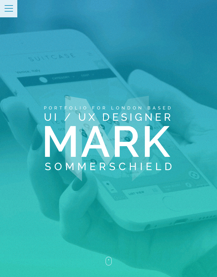 Mark Sommerschield  Web Design