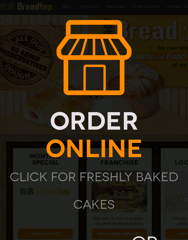 Breadtop  Web Design