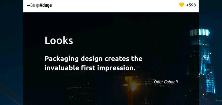 les web designs du jour 06 december 2014