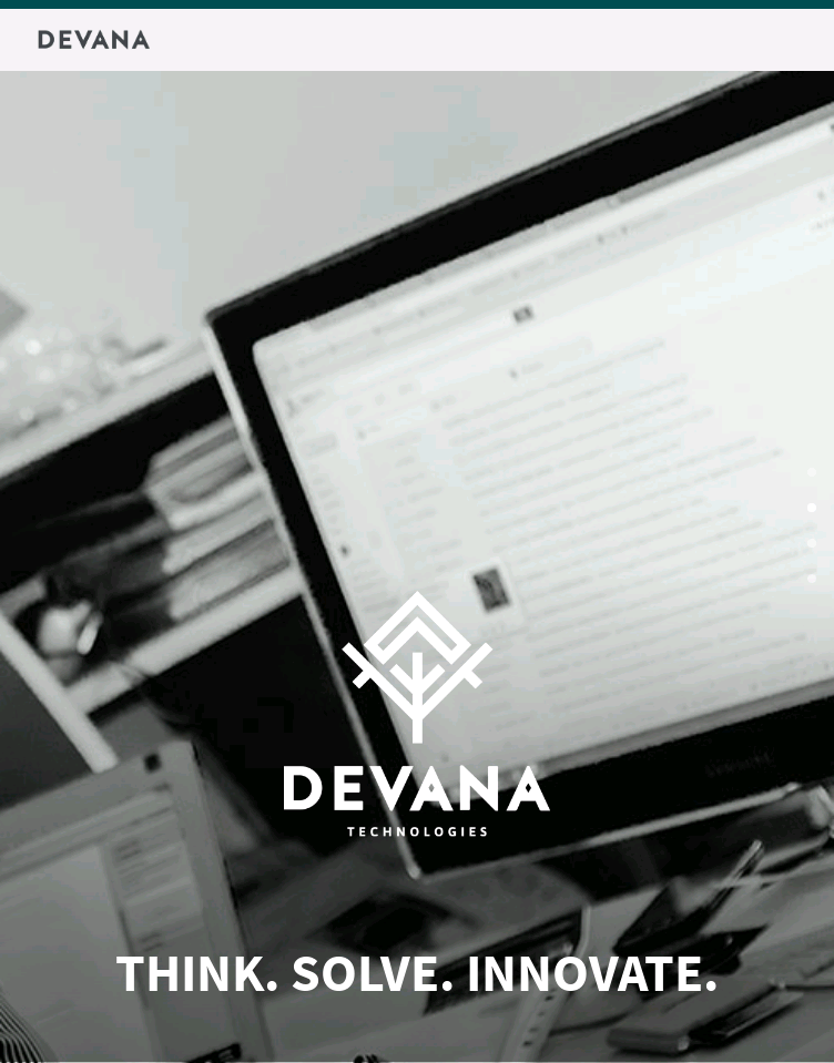 DEVANA Technologies  Web Design