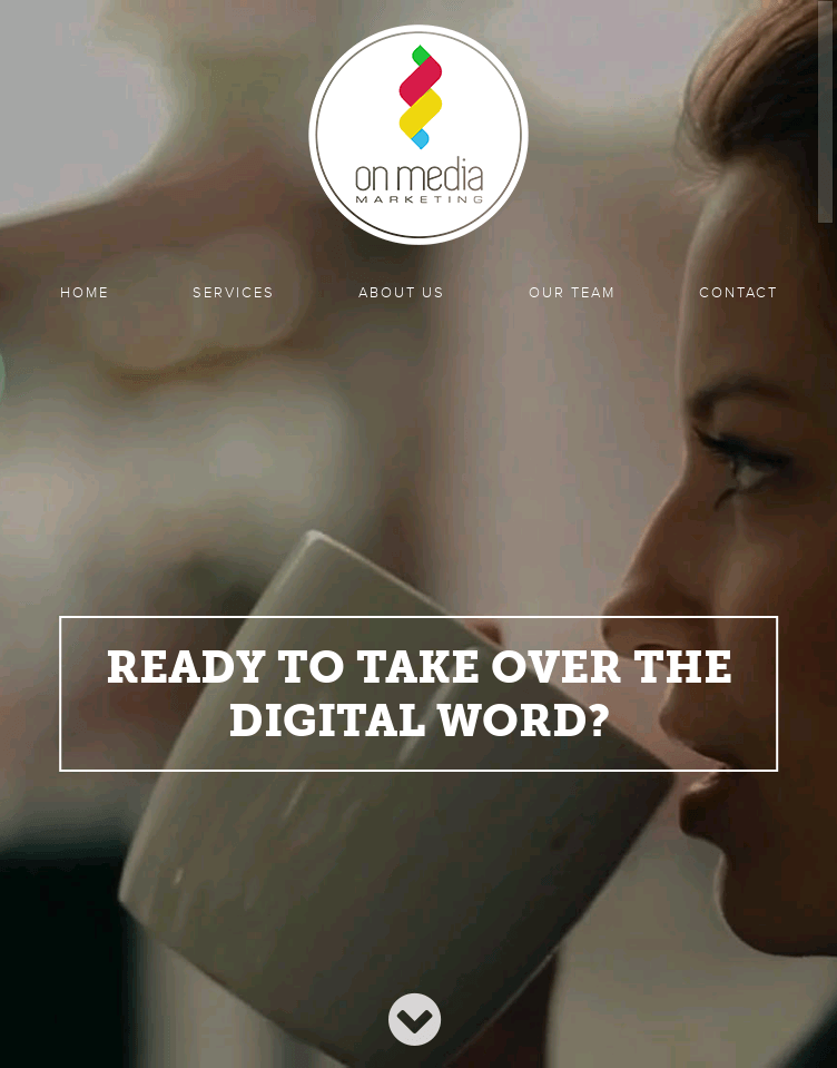 Onmedia Marketing  Web Design
