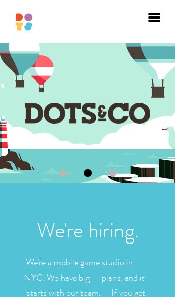 Dots  Web Design