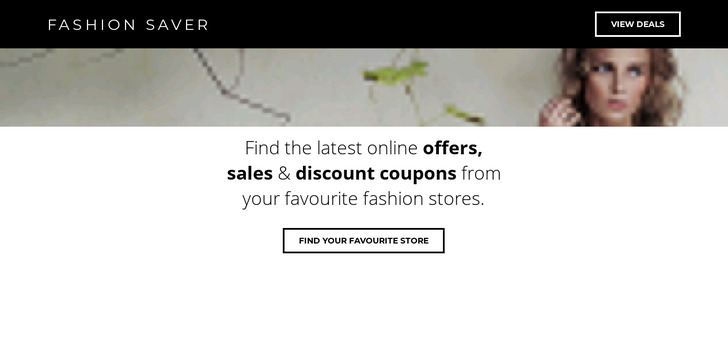 Fashion Coupons