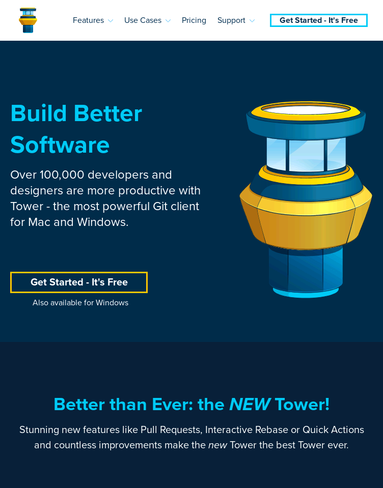 Tower   Web Design