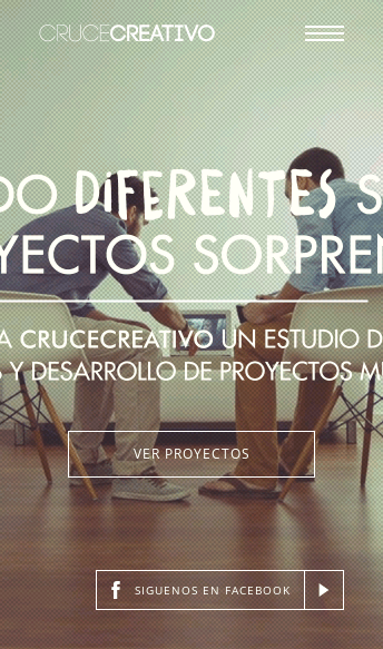 CRUCECREATIVO  Web Design