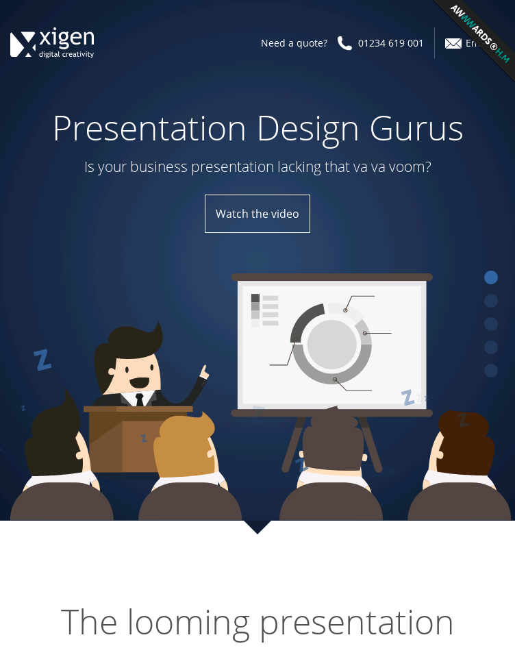 Business Presentation and PowerPoint Designers   Web Design
