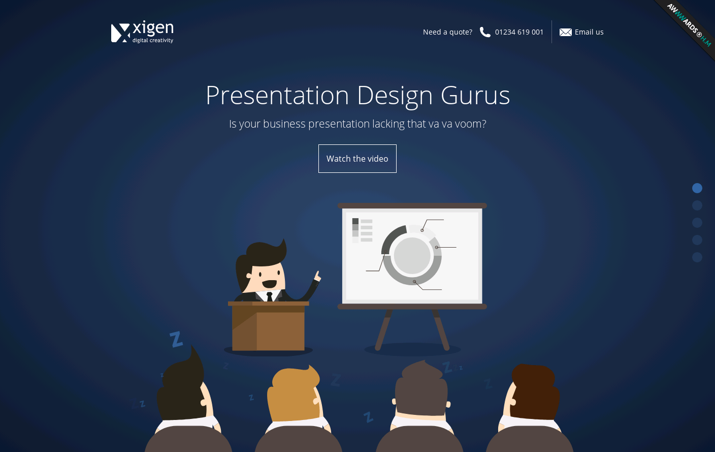 Business Presentation and PowerPoint Designers