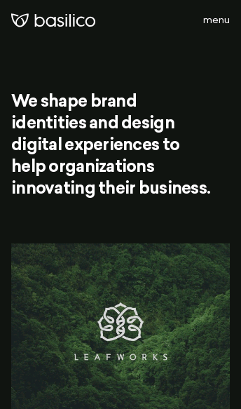 Basilico Digital Agency  Web Design