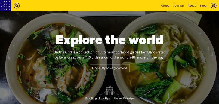 Best portal websites web design inspirations for Portale design
