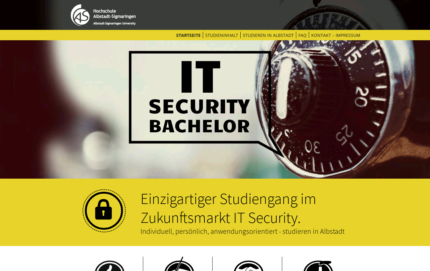 Studiengang IT Security