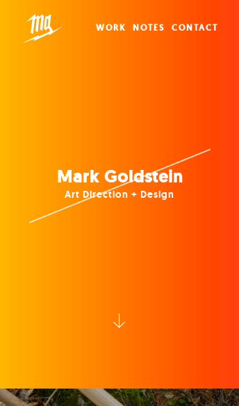 Mark Goldstein  Web Design