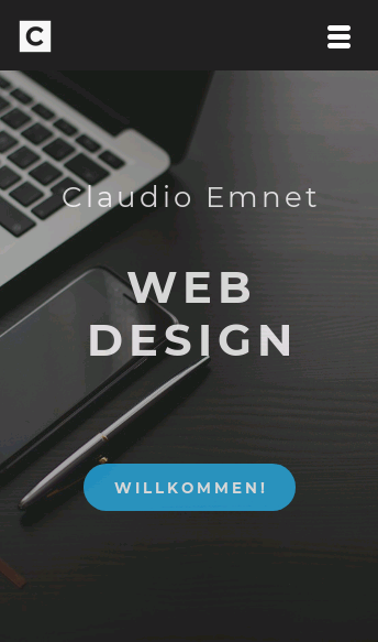 Claudio Emnet  Web Design