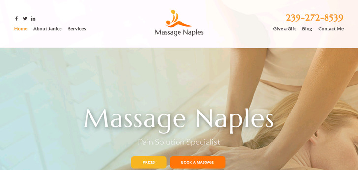 Massage Naples