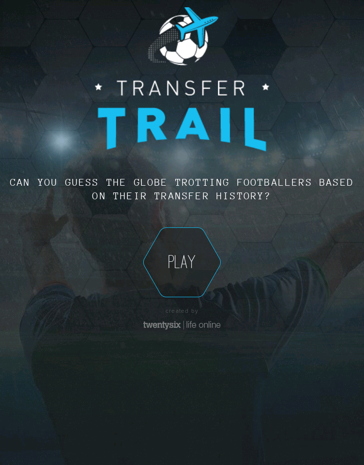 Transfer Trail  Web Design