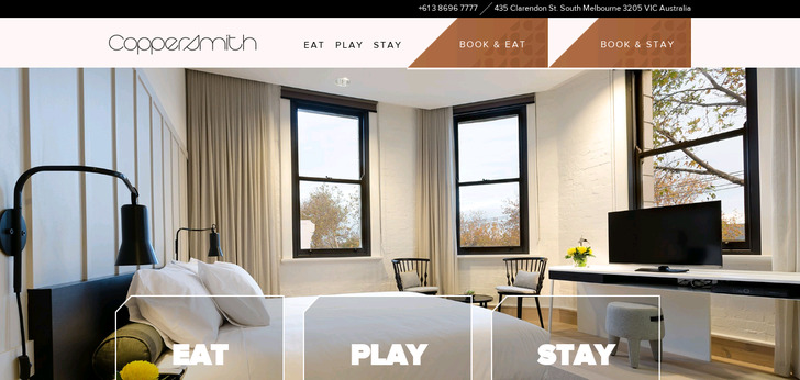 Copper Smith Visit Website