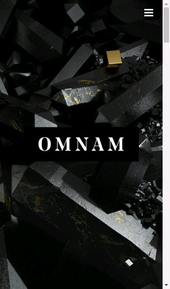 OMNAM  Web Design