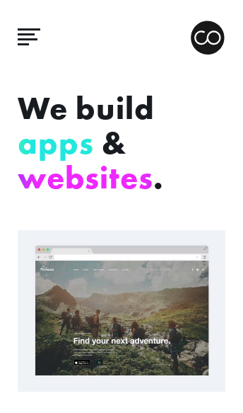 cocoon Digital Agency  Web Design