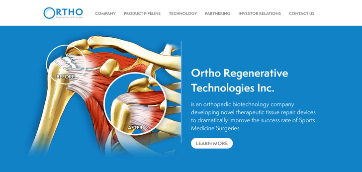 Ortho Regenetative Technologies