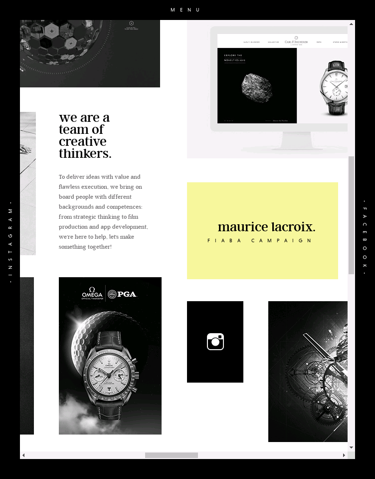 We Make Something   Web Design