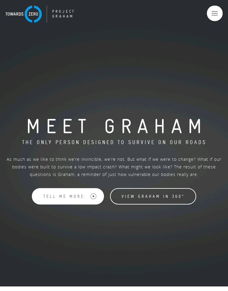 Meet Graham  Web Design