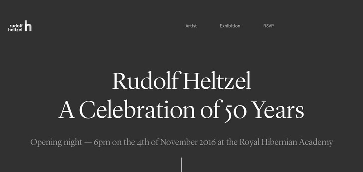 50 Years of Rudolf Heltzel