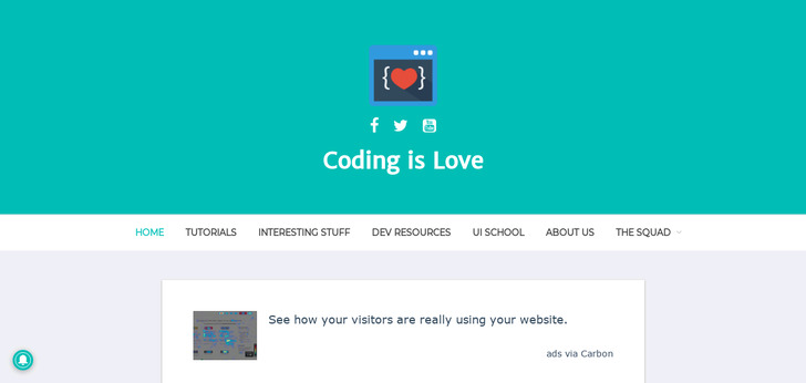 Coding is Love