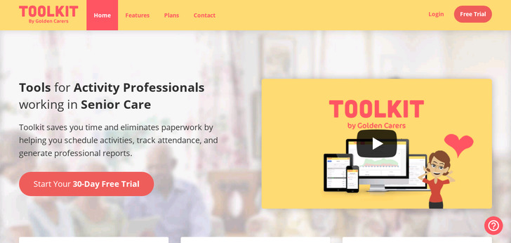 goldencaretools visit website - Web Design From Home
