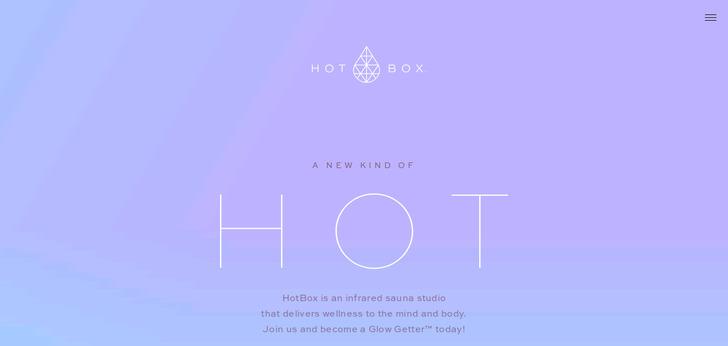 best purple websites web design inspirations