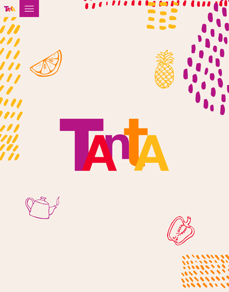 Tanta Restaurantes  Web Design