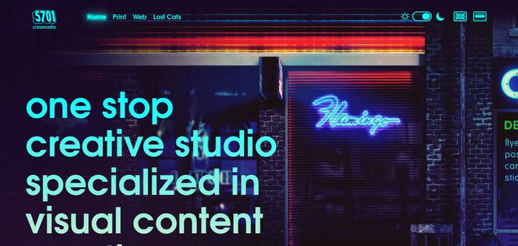 best creative websites web design inspirations
